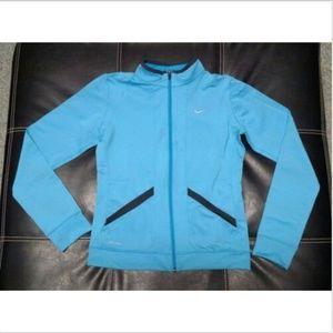 Nike Dri-Fit Compression Full Zip Runners Jacket